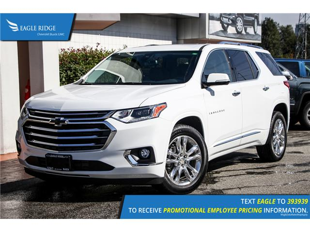 2018 Chevrolet Traverse High Country (Stk: 85618A) in Coquitlam - Image 1 of 21