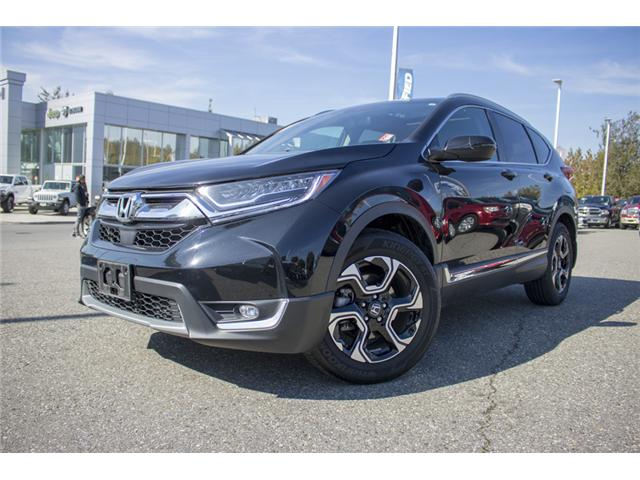 2017 Honda CR-V Touring (Stk: J335652A) in Abbotsford - Image 3 of 27