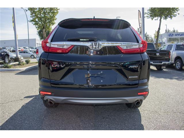 2017 Honda CR-V Touring (Stk: J335652A) in Abbotsford - Image 6 of 27