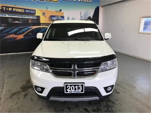 2013 Dodge Journey SXT/Crew (Stk: 715374) in NORTH BAY - Image 2 of 29