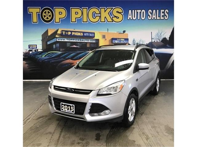 2015 Ford Escape SE (Stk: 85910) in NORTH BAY - Image 1 of 28