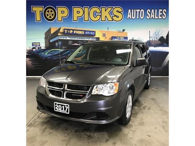 2017 Dodge Grand Caravan CVP/SXT (Stk: 753977) in NORTH BAY - Image 1 of 27