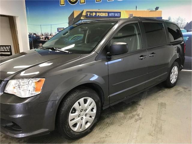 2017 Dodge Grand Caravan CVP/SXT (Stk: 753977) in NORTH BAY - Image 4 of 28