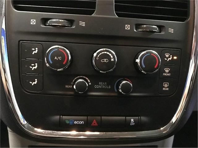 2017 Dodge Grand Caravan CVP/SXT (Stk: 753977) in NORTH BAY - Image 23 of 28