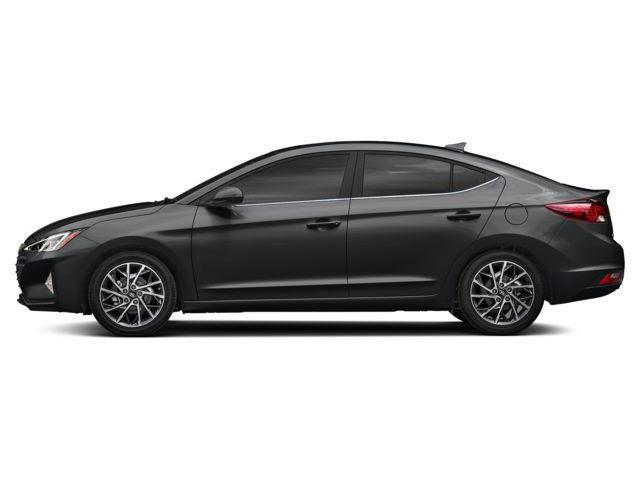 2019 Hyundai Elantra Luxury (Stk: 19037) in Pembroke - Image 2 of 3