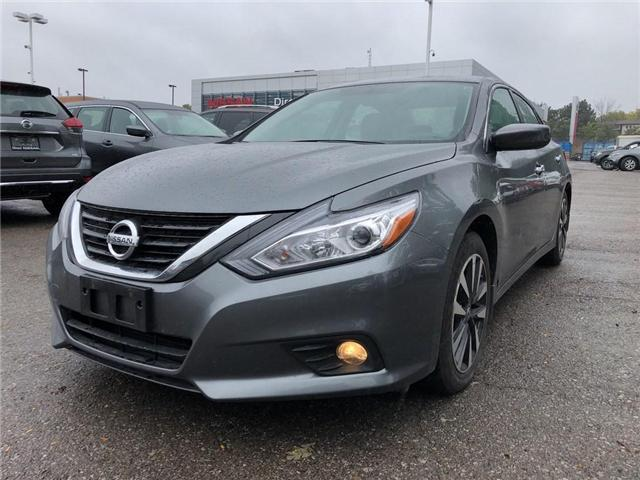 2018 Nissan Altima 2.5 SV | CERTIFIED PRE-OWNED (Stk: P0578) in Mississauga - Image 1 of 15