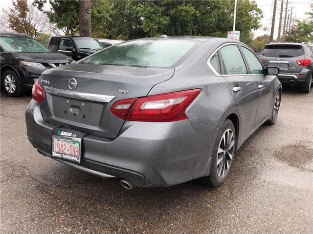 2018 Nissan Altima 2.5 SV   CERTIFIED PRE-OWNED (Stk: P0578) in Mississauga - Image 4 of 15