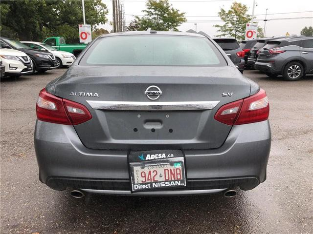2018 Nissan Altima 2.5 SV   CERTIFIED PRE-OWNED (Stk: P0578) in Mississauga - Image 5 of 15