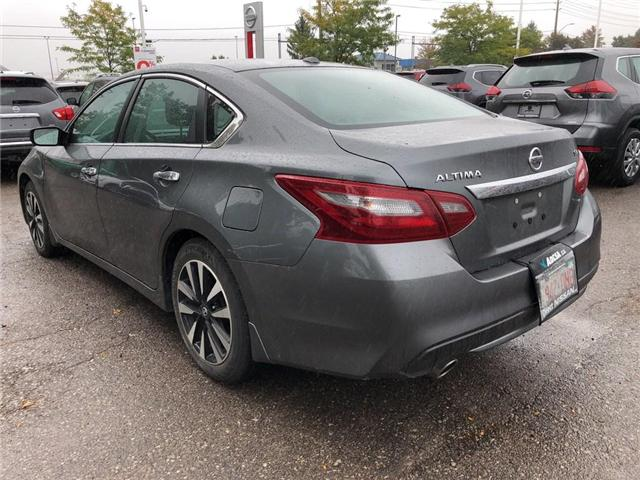 2018 Nissan Altima 2.5 SV   CERTIFIED PRE-OWNED (Stk: P0578) in Mississauga - Image 6 of 15