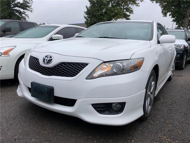 2011 Toyota Camry SE |NO ACCIDENTS|ONE OWNER|CERTIFIED (Stk: N3046A) in Mississauga - Image 1 of 15