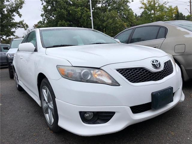 2011 Toyota Camry SE |NO ACCIDENTS|ONE OWNER|CERTIFIED (Stk: N3046A) in Mississauga - Image 2 of 15