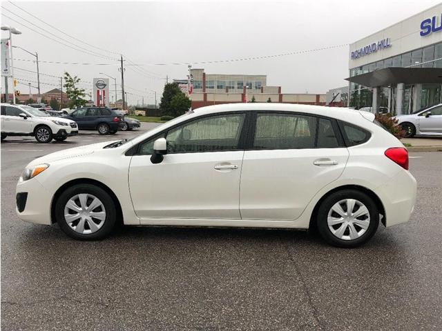 2014 Subaru Impreza 2.0i (Stk: P03716) in RICHMOND HILL - Image 2 of 19