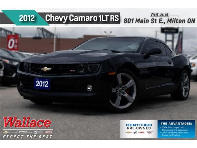 2012 Chevrolet Camaro 1LT/RS PACK/20s/BOSTON AUDIO/G80/V6 (Stk: 287313B) in Milton - Image 1 of 18