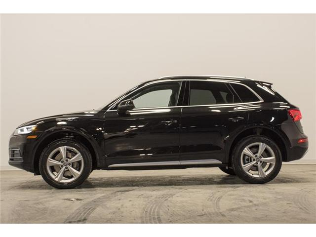 2018 Audi Q5 2.0T Progressiv (Stk: T15611) in Vaughan - Image 2 of 7