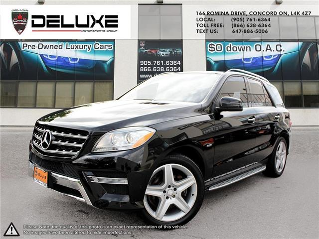 2012 Mercedes-Benz M-Class Base (Stk: D0462) in Concord - Image 1 of 21