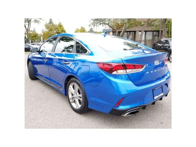 2018 Hyundai Sonata Sport-Sunroof/Alloy GREAT DEAL (Stk: op9986) in Mississauga - Image 7 of 24