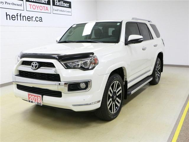 2018 Toyota 4Runner SR5 (Stk: 186110) in Kitchener - Image 1 of 25