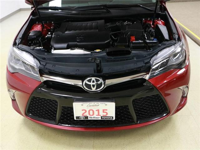 2015 Toyota Camry  (Stk: 186130) in Kitchener - Image 21 of 22