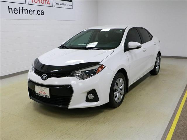 2016 Toyota Corolla  (Stk: 186129) in Kitchener - Image 1 of 21