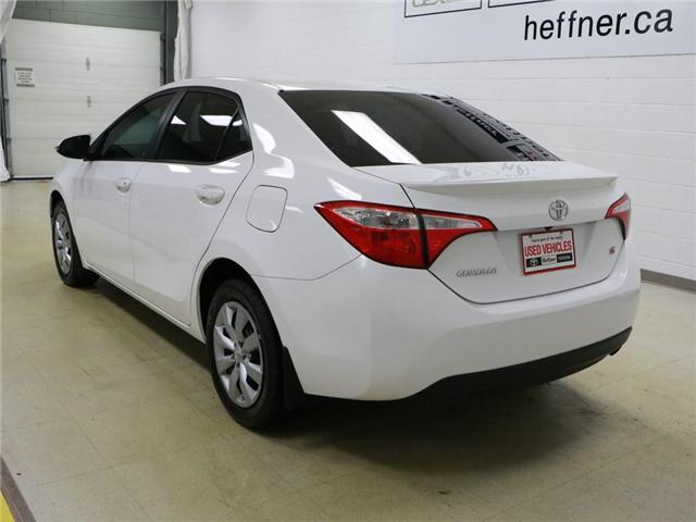 2016 Toyota Corolla  (Stk: 186129) in Kitchener - Image 6 of 21