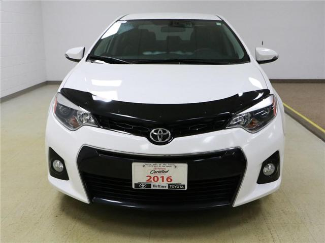 2016 Toyota Corolla  (Stk: 186129) in Kitchener - Image 7 of 21