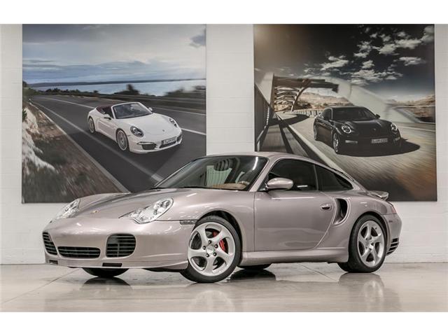 2002 Porsche 911 Carrera 4 Turbo Coupe (Stk: U7399) in Vaughan - Image 1 of 20