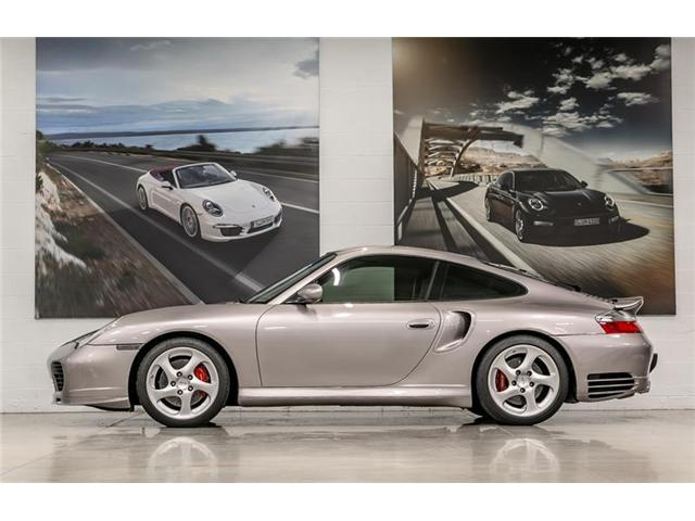 2002 Porsche 911 Carrera 4 Turbo Coupe (Stk: U7399) in Vaughan - Image 2 of 20
