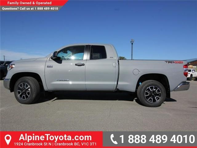 2019 Toyota Tundra TRD Offroad Package (Stk: X783307) in Cranbrook - Image 2 of 18