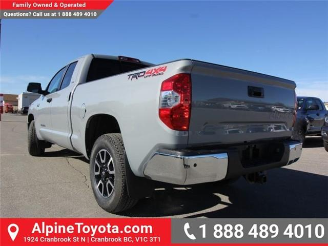 2019 Toyota Tundra TRD Offroad Package (Stk: X783307) in Cranbrook - Image 3 of 18