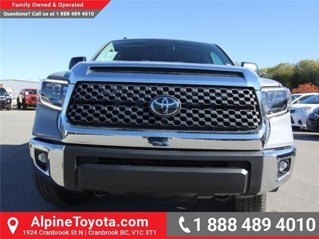 2019 Toyota Tundra TRD Offroad Package (Stk: X783307) in Cranbrook - Image 8 of 18