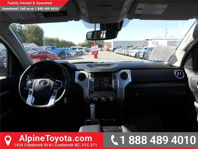 2019 Toyota Tundra TRD Offroad Package (Stk: X783307) in Cranbrook - Image 10 of 18