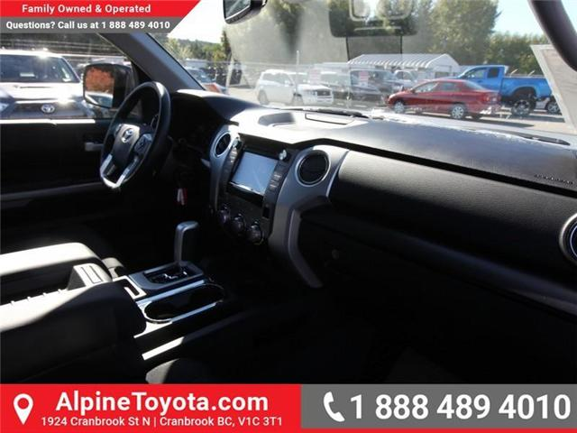 2019 Toyota Tundra TRD Offroad Package (Stk: X783307) in Cranbrook - Image 11 of 18