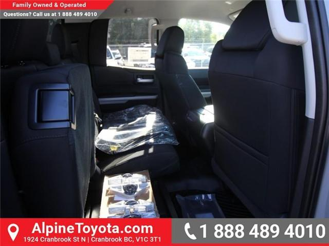 2019 Toyota Tundra TRD Offroad Package (Stk: X783307) in Cranbrook - Image 12 of 18