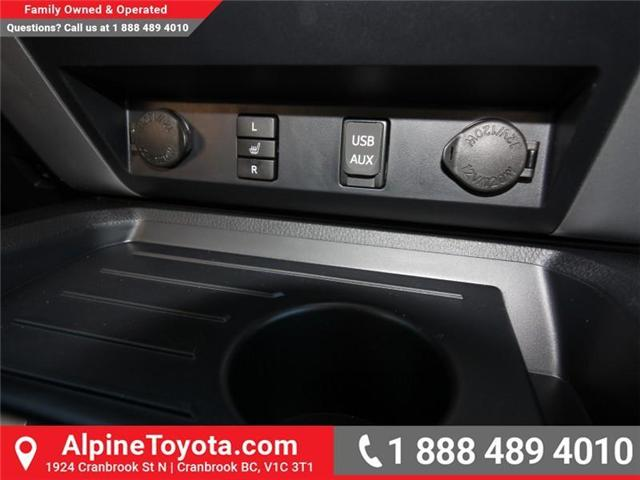 2019 Toyota Tundra TRD Offroad Package (Stk: X783307) in Cranbrook - Image 14 of 18