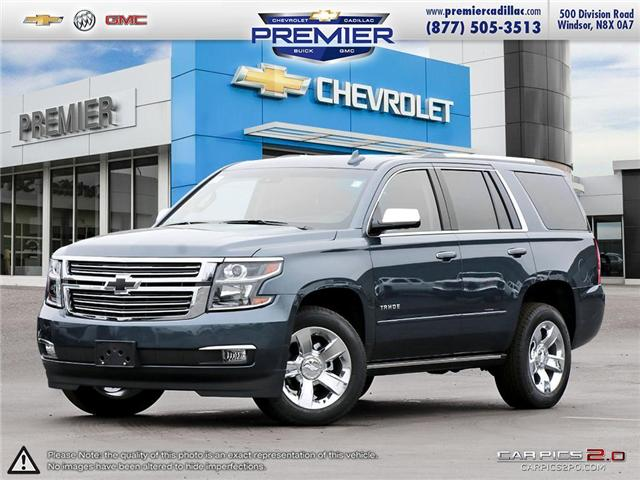 2019 Chevrolet Tahoe Premier (Stk: 191120) in Windsor - Image 1 of 27