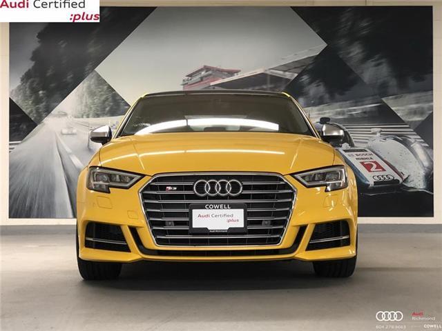 2017 Audi S3 2.0T Technik (Stk: AURM5868A) in Richmond - Image 2 of 22