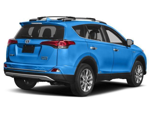 2018 Toyota RAV4 Hybrid Limited (Stk: 78179) in Toronto - Image 3 of 9