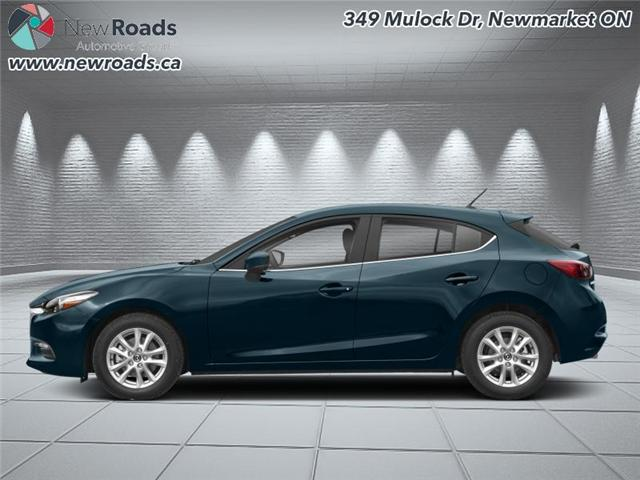 2018 Mazda Mazda3 GS (Stk: 40628) in Newmarket - Image 1 of 1