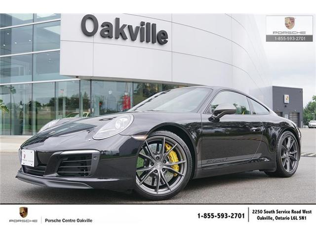 2018 Porsche 911 Carrera T (Stk: 18535) in Oakville - Image 1 of 19