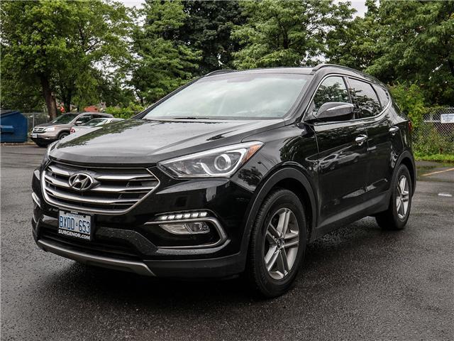 2018 Hyundai Santa Fe Sport  (Stk: 58129-8) in Ottawa - Image 1 of 1