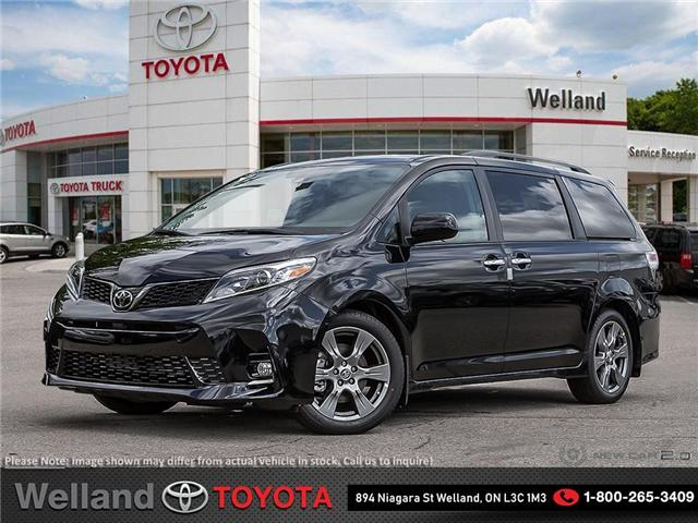 2019 Toyota Sienna Technology Package (Stk: SIE6130) in Welland - Image 1 of 24