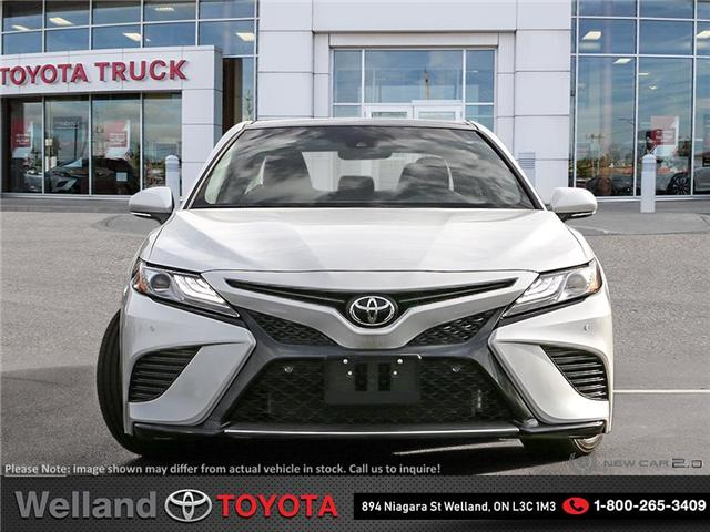 2018 Toyota Camry XSE V6 (Stk: CAM5410) in Welland - Image 2 of 24