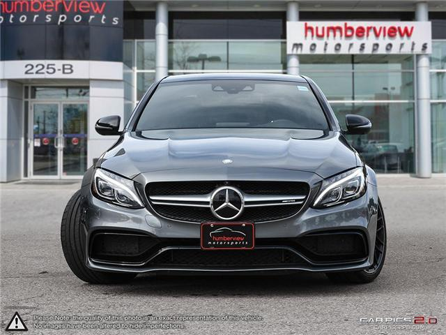 2017 Mercedes-Benz AMG C 63 S (Stk: 18HMS604) in Mississauga - Image 2 of 27
