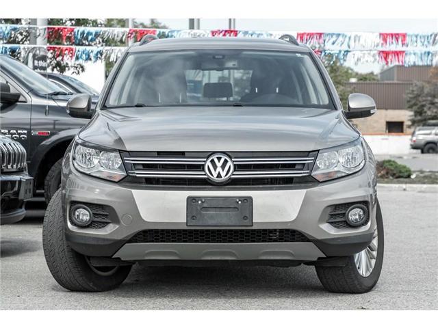 2016 Volkswagen Tiguan  (Stk: 7758PR) in Mississauga - Image 2 of 20