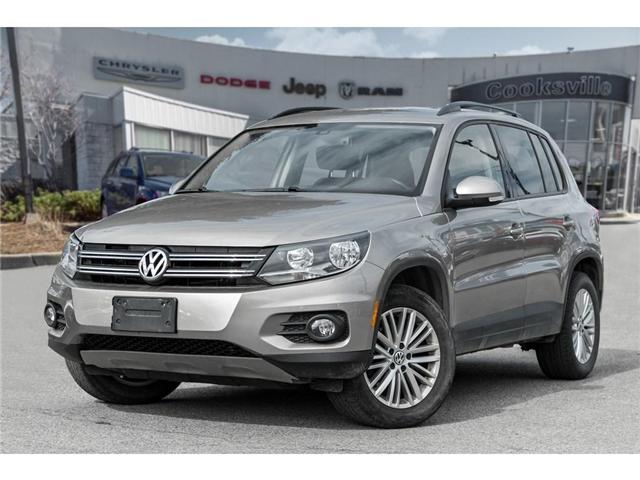 2016 Volkswagen Tiguan  (Stk: 7759PR) in Mississauga - Image 1 of 21