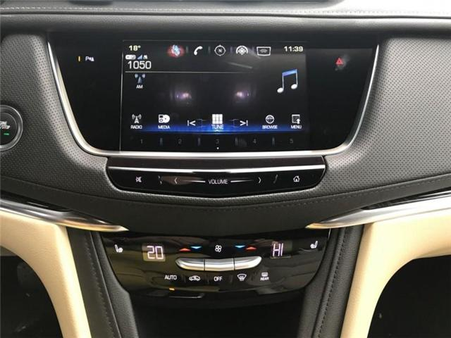 2018 Cadillac XT5 Base (Stk: Z146410) in Newmarket - Image 15 of 18
