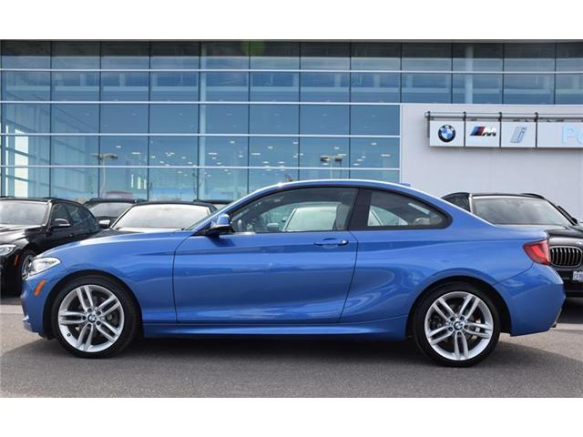 2016 BMW 228i xDrive (Stk: 9B09218B) in Brampton - Image 2 of 14