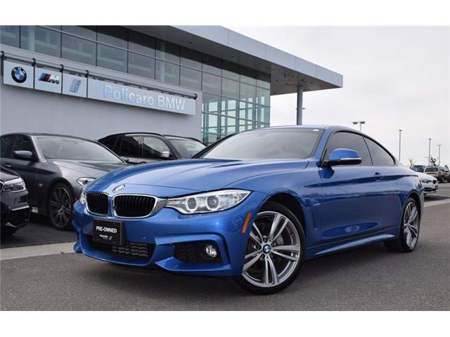 2016 BMW 435i xDrive (Stk: P374625) in Brampton - Image 1 of 14