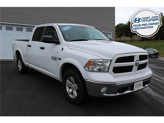 2015 RAM 1500 SLT (Stk: U1509) in Saint John - Image 1 of 19