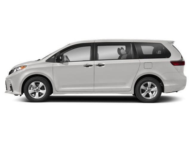 2019 Toyota Sienna LE 7-Passenger (Stk: 52-19) in Stellarton - Image 2 of 9